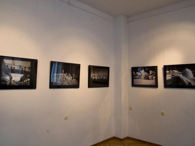 Fotografijų paroda Kauno Menininkų Namuose. 2016 m.